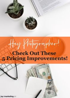 One of the scariest things about running a photography business is figuring out your photography pricing.Once you've done all the math and know how to profitably price your photography, the next step is to present and display your prices so that your clients see you're worth what you're asking to be paid.Below, I'm critiquing the photography pricing list of one of my Simplified Photography Pricing Formula students, Ciera Kizerian. Photography Price List, Bamboo Panels, Teeth Straightening, Photography Business, Students, Display, Running, Math, Floor Space
