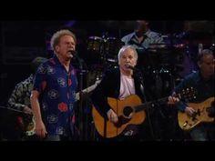 Simon & Garfunkel - The Sound of Silence - Madison Square Garden, NYC - 2009/10/29&30 - YouTube