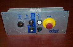 ADEPT 30350-10350  ROBOT  CONTROLLER  INTERFACE  PANEL #ADEPT3035010350
