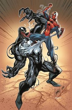 J. Scott Campbell Superior Spider-Man #22 cover