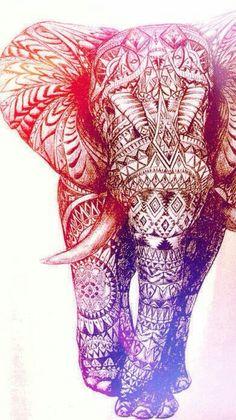 elephant binder covers