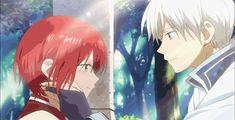 GIF] Akagami no Shirayuki-hime: Kiss by justinjamespotter on ...