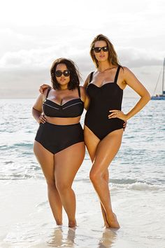 You've Never Seen A Swimsuit Calendar Quite Like This #refinery29  http://www.refinery29.com/swimsuits-for-all#slide6