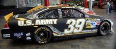Ryan Newman's #39 US Army car