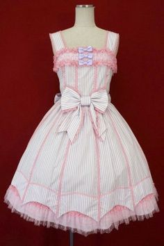 Angelic Pretty - I don't like this much, but i do like the bottom line.