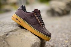 Nike Air Force 1 Duckboot 'BambooBamboo' | HISHER LIFESTYLE