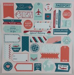 Limited release Bundle Sent with Love from Stampin' UP! -- DIY some amazing travel themed projects.