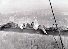 Empire state building - la sieste