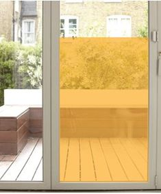 See through pale orange window film 520 to transform your windows. A professional window film available for you to install yourself in your home or office Pale Orange, Yellow, Frosted Window Film, Green Windows, Window Films, Glass Replacement, Isle Of Wight, Film Stills, Bright Green