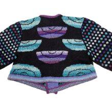 CHRISTEL SEYFARTH art knits | Fanø | Unika strikkekunst | frakker, jakker, huer mm | Køb strikkekits