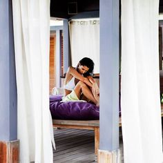 If you are visiting St.Barts in the Caribbean this is the only spa you need to know... www.globalblackbook.com