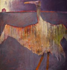 Mel McCuddin - 'The Cranes Return' - The Art Spirit Gallery of Fine Art