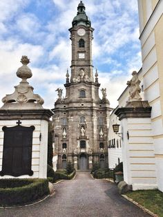 Stift Zwettl Monastery, Waldviertel, Lower Austria Austria, Heart Of Europe, Das Hotel, Central Europe, Salzburg, Kirchen, Capital City, See It, Temples