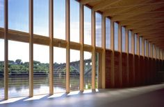 Vincent James Associates Architects; Minneapolis Rowing Club Boathouse (New Construction); Minneapolis, Minnesota.