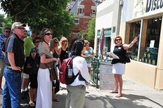 Take a walking, historic food tour of downtown Colorado Springs. Enjoy a dish at each dining spot.