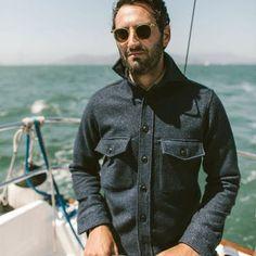 Taylor Stitch The Maritime Shirt Jacket