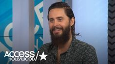 Jared Leto Reveals New 30 Seconds To Mars Music After 4-Year Break   Access Hollywood - YouTube