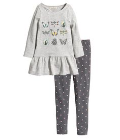 Dress and leggings | Product Detail | H&M