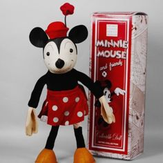 Minnie Collectible Doll