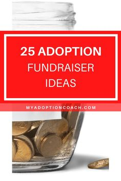 The cost to adopt a baby can range from $5,000 - $40,000 depending on the adoption option that you choose. Paying for an adoption can feel overwhelming, this article contains 25 Adoption Fundraiser Ideas to help the adoption process to be less overwhelming. Private Adoption, Open Adoption, Foster Care Adoption, Foster To Adopt, Adoption Quotes, Adoption Gifts, Newborn Adoption, Adoption Shower, Adoption Options