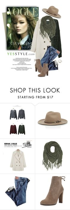 """""""YESSTYLE.com"""" by monmondefou ❤ liked on Polyvore featuring JUSTONE, rag & bone, Ashlee, Charlotte Russe, Citizens of Humanity, Stuart Weitzman, DANI LOVE, Christmas, yesstyle and winteressentials"""
