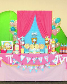 SWEET SHOP Candyland / Lalaloopsy Party / Candy by KROWNKREATIONS, $30.00