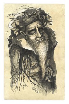 The Leshy or Lesovik is a male woodland spirit in Slavic mythology who protects wild animals and forests.