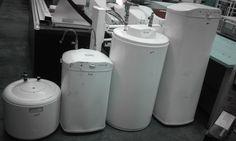 Calentadores de agua de luz varios modelos y litros 100L 50L 40L Precios 100 Euros 50 Euros Y 40 Euros.
