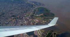 Tempo de viagem de avião até Buenos Aires #argentina #viagem