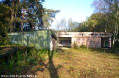 Vergessenes #Kasernengelände  | Copyright: www.lost-places-nrw.de