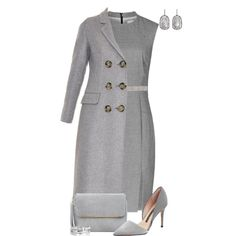 A fashion look from February 2015 featuring Reiss dresses, Burberry coats and French Connection pumps. Browse and shop related looks.