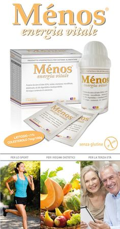 Ménos - Prodotto iperproteico per sistema alimentare