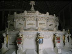 the infant tombs-the pantheon-El Escorial