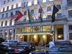 Plaza Hotel, New York Live a luscious life with LUSCIOUS: www.myLusciousLife.com