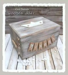 Wooden Boats, Storage Chest, Decorative Boxes, Cabinet, Gifts, Furniture, Home Decor, Jelly Cupboard, Presents