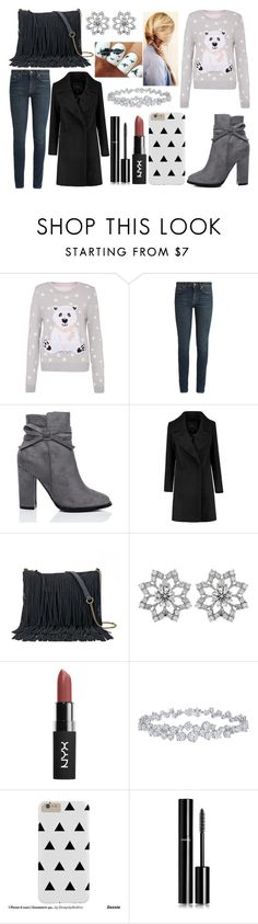 """""""#345"""" by glitterunicorns-are-awesome ❤ liked on Polyvore featuring Yves Saint Laurent, SONOMA Goods for Life, Harry Winston and Chanel"""