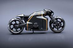La Lotus C-01: une entrée remarquée dans l'univers de la moto
