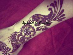 Mehendi designed by me