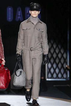 RED SOLESImage - Daks @ Milan Menswear A/W 2015 - SHOWstudio - The Home of Fashion Film