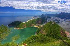 Sugar lost mountain in Rio | Highlights of a Visit to Rio de Janeiro