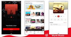 India Best MUSIC app - Wynk MUSIC Download Free #India #Wynk #WynkMusic Wynk Music, Listening To Music, Good Music, Best Music App, Free Music Download App, Mod App, Play Store App, Sound Library, Trending Songs