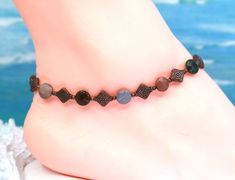 Handmade anklets and boot bling made to fit you by CustomAnkletsByLori Beach Jewelry, Unique Jewelry, Boot Jewelry, Hanging Beads, Beach Anklets, Boot Bling, Thing 1, Ankle Chain, Birthday Gifts For Girls
