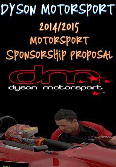 Dyson Motorsport : Sponsorship Proposal