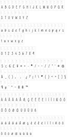 I love the hand written, tall and skinny feel of this typeface Handwriting Template, Handwriting Alphabet, Handwriting Styles, Beautiful Handwriting, Handwriting Examples, Schriften Download, Calligraphy Fonts Alphabet, Penmanship, Alphabet Templates