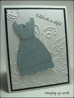 stamping up north: Stampin Up Dress up card