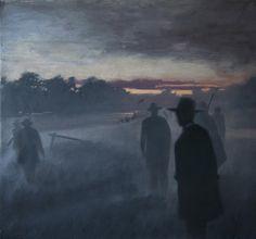 """The Gloaming"" - Richard T. Scott"