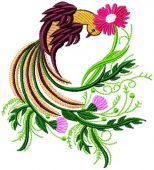 Let all the decorated Birds and Blossoms designs bring cheerful charm to your embroidery projects! http://www.embroideryhorizons.com/store/shop/category/decorated-birds-designs/ Finely feathered and bursting with color, these fresh designs are perfect for sprucing up towels, pillows, tote bags, and more for spring and summer
