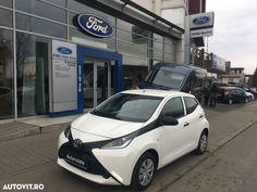Second hand Toyota Aygo - 7 898 EUR, 11 454 km, 2018 - autovit. Toyota Aygo, Ford Focus, Safari, Board, Planks