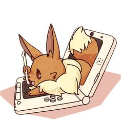❤ Blippo.com Kawaii Shop ❤ Pokemon Eevee