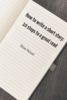 Learn how to write a short story that you can submit to publishers confidently. Read about the short story writing process.